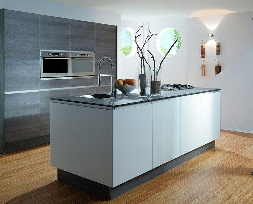 keukens groenen, keuken op maat, keukens groenen veldhoven